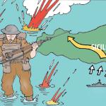 2. svetovna vojna v stripu (22)_<em>La 2ª guerra mondiale a fumetti (22)</em>