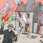 2. svetovna vojna v stripu (38)_<em>La 2ª guerra mondiale a fumetti (38)</em>