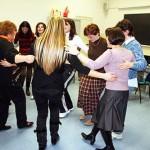 A lezione di ballo resiano_<em>Gremo plesat wkop</em>
