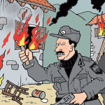 2. svetovna vojna v stripu (41)_<em>La 2ª guerra mondiale a fumetti (41)</em>
