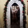 Vhod v cerkev/L'ingresso alla chiesa