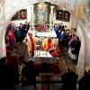 Med sveto mašo/Durante la Santa Messa