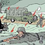 2. svetovna vojna v stripu (43)_<em>La 2ª guerra mondiale a fumetti (43)</em>