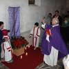 Blagoslov plošče/La benedizione della lapide