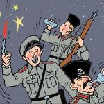 2. svetovna vojna v stripu (49)_<em>La 2ª guerra mondiale a fumetti (49)</em>