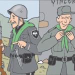 2. svetovna vojna v stripu (57)_<em>La 2ª guerra mondiale a fumetti (57)</em>