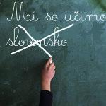 250 učencev brez slovenščine_<em>Niente sloveno per 250 alunni</em>