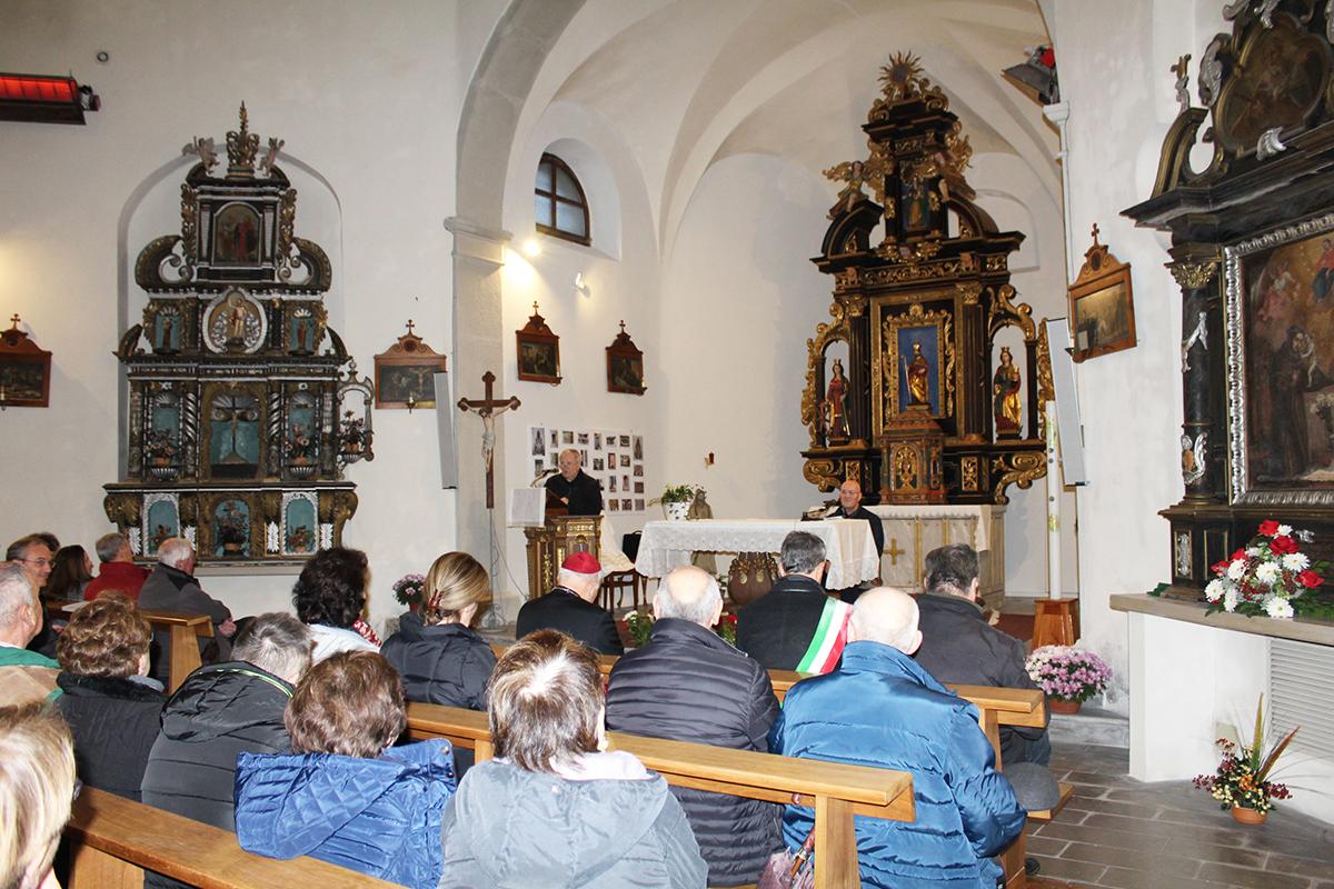 Dom slovit archive obnovljeni oltar v lu nicah l - Bagni di lusnizza ...
