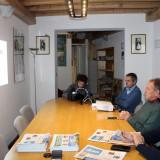 Tiskovna konferenca za projekt o arhitekturi