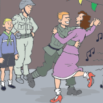 2. svetovna vojna v stripu (63)_<em>La 2ª guerra mondiale a fumetti (63)</em>
