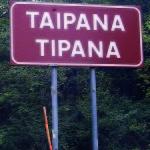 Taipana dice no allo statuto Uti_<em>Tipana proti statutu Terske unije</em>