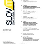Uscito lo Slovit n°10/2015_<em>Izšel deseti letošnji Slovit</em>