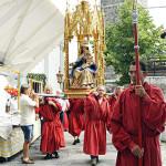 La Festa del Carmine a Masarolis_<em>Karmelska Mati Božja v Mažeruolah</em>