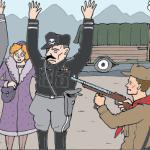 2. svetovna vojna v stripu (58)_<em>La 2ª guerra mondiale a fumetti (58)</em>