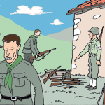 2. svetovna vojna v stripu (65)_<em>La 2ª guerra mondiale a fumetti (65)</em>