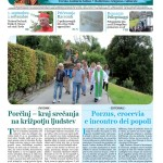 Avgust z biltenom o Porčinju_<em>Agosto col bollettino di Porzus</em>