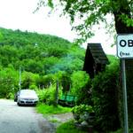Lavori sulla viabilità per Oborza_<em>Dela na cesti v Obuorča</em>
