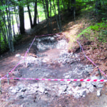 Ostanki iz 4. stoletja v Reziji_<em>Resti del IV secolo a Resia</em>