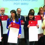 Za gradnjo Evropske Poti miru_<em>Per una Via di pace europea</em>