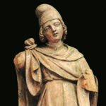 Svet Danijel se je vrnil v Viškoršo_<em>San Daniele è tornato a Monteaperta</em>