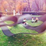 Nov »KoloPark« v Tolminu_<em>Nuova pista Pump track a Tolmin</em>