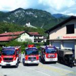 130 let za kobariške gasilce_<em>130 anni per i pompieri di Caporetto</em>