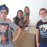 Na Tarčmunu Prvo obhajilo 10 otrok_<em>Comunione per 10 bimbi a Tercimonte</em>