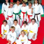 Fine anno per gli allievi dal «Karate Klub Posočje Kobarid-Špeter»
